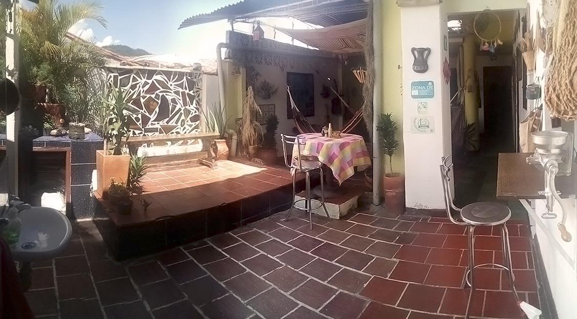 San Gil Hostels